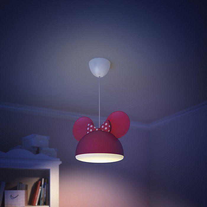 Amazing philips disney lampa wiszca minnie mouse owietlenie dziecice sklep with lustre mickey