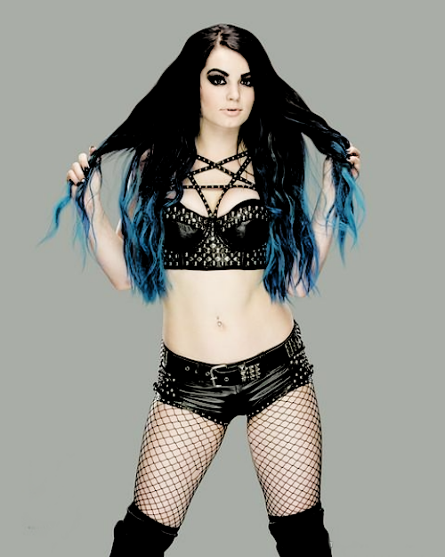 Paige WWE photos