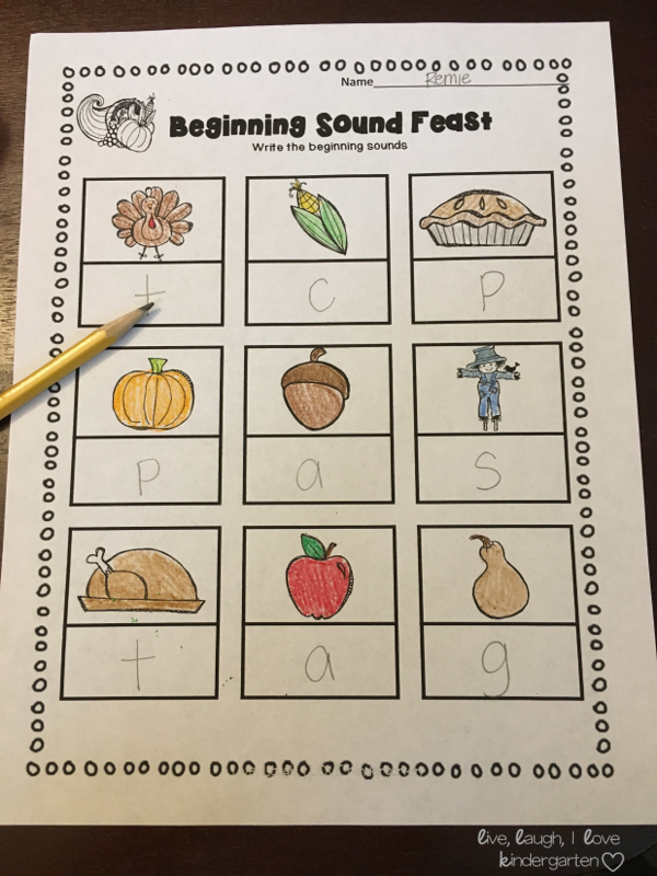 Give Thanks: Thanksgiving Activity Pack | Thanksgiving ...