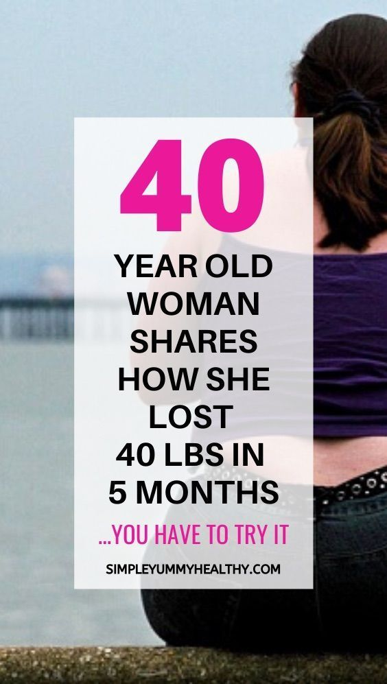 Weight loss advice from 40 year old woman who lost 40 pounds in 5 months | weight loss easy | weight...