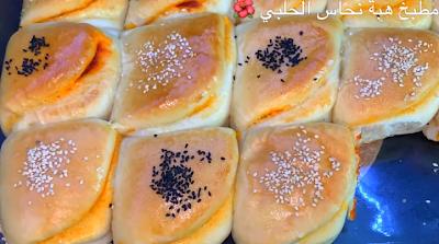 فطائربحشوه رائعه وعجينة مميزة مطبخ هبة نحاس الحلبي Food Desserts Pudding