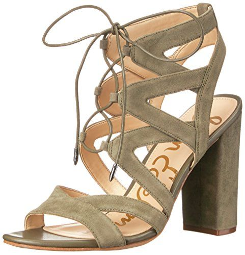 d8b045efdbcb8e Sam Edelman Women s Yardley Heeled Sandal