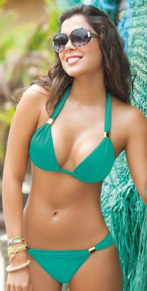 Ijustine in bikini