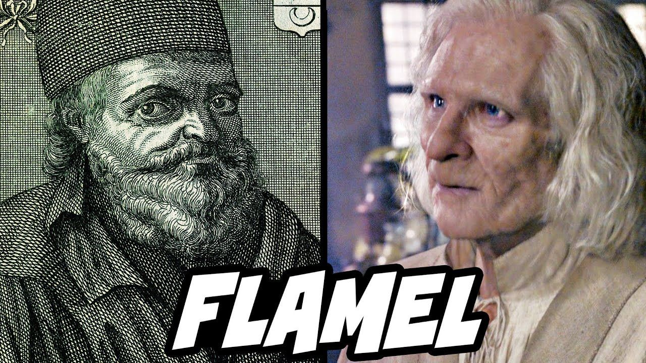 The Story Of Nicolas Flamel The Immortal Philosopher Harry Potter Ex Nicolas Flamel Nicolas Fantastic Beasts And Where