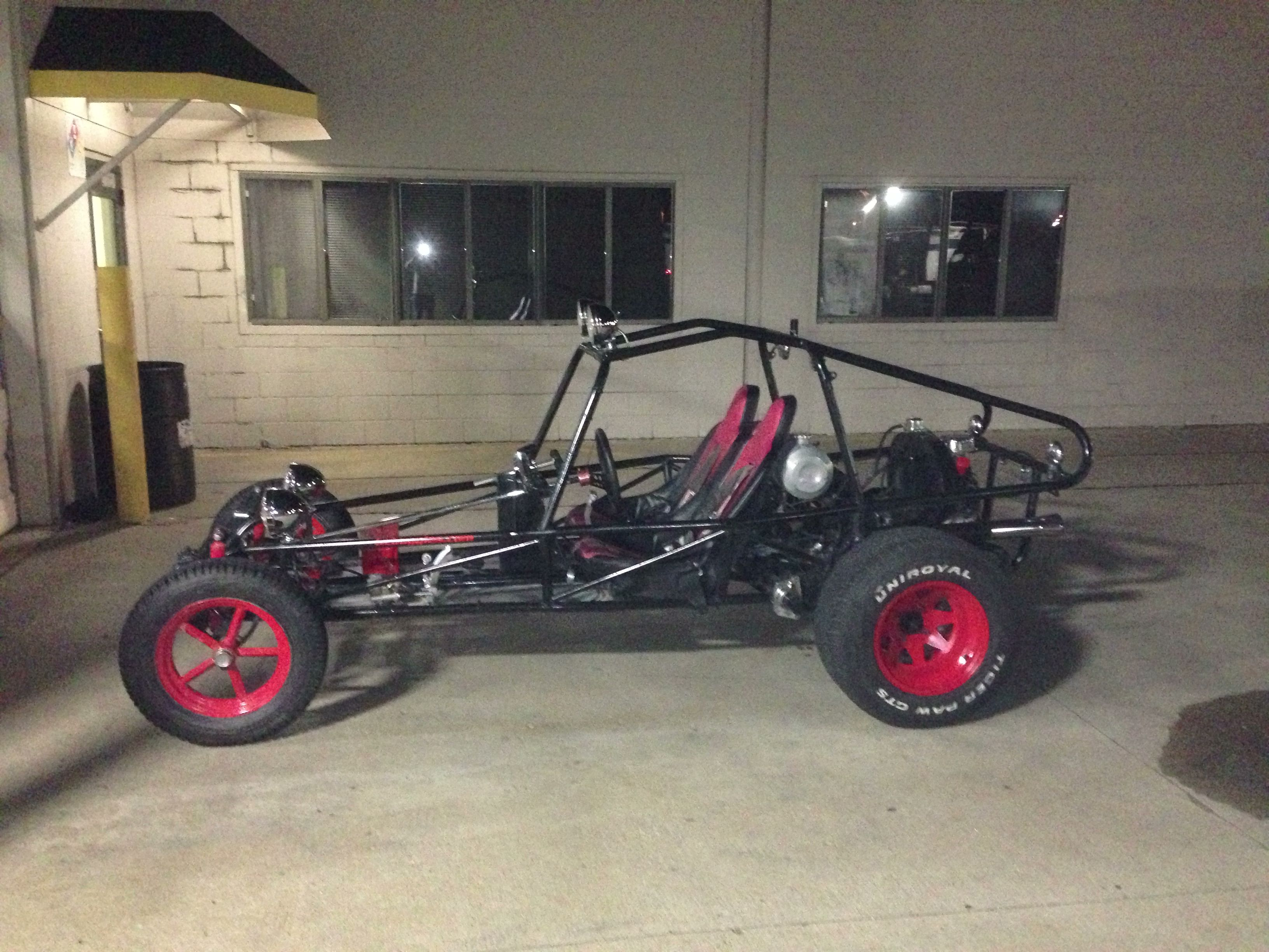 Kart Cross Buggy Build Vw 1600 Dual Port Dune Buggy Sand Rail 2 Year Build