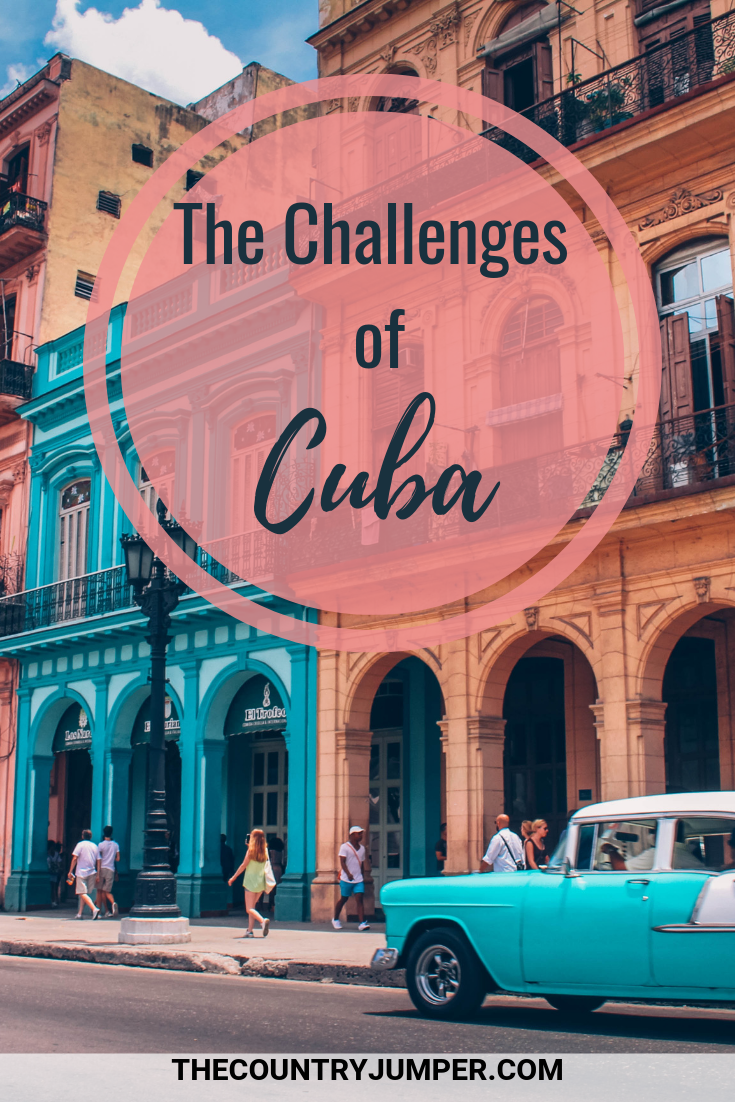 Cuba is a spectacular country. I recommend to everyone I meet that they go and visit. But, the country is not without its challenges. I, as an experienced traveler, found those to be more than most countries I visit. Found out what I thought was difficult.   #cuba #traveltips #travelcuba