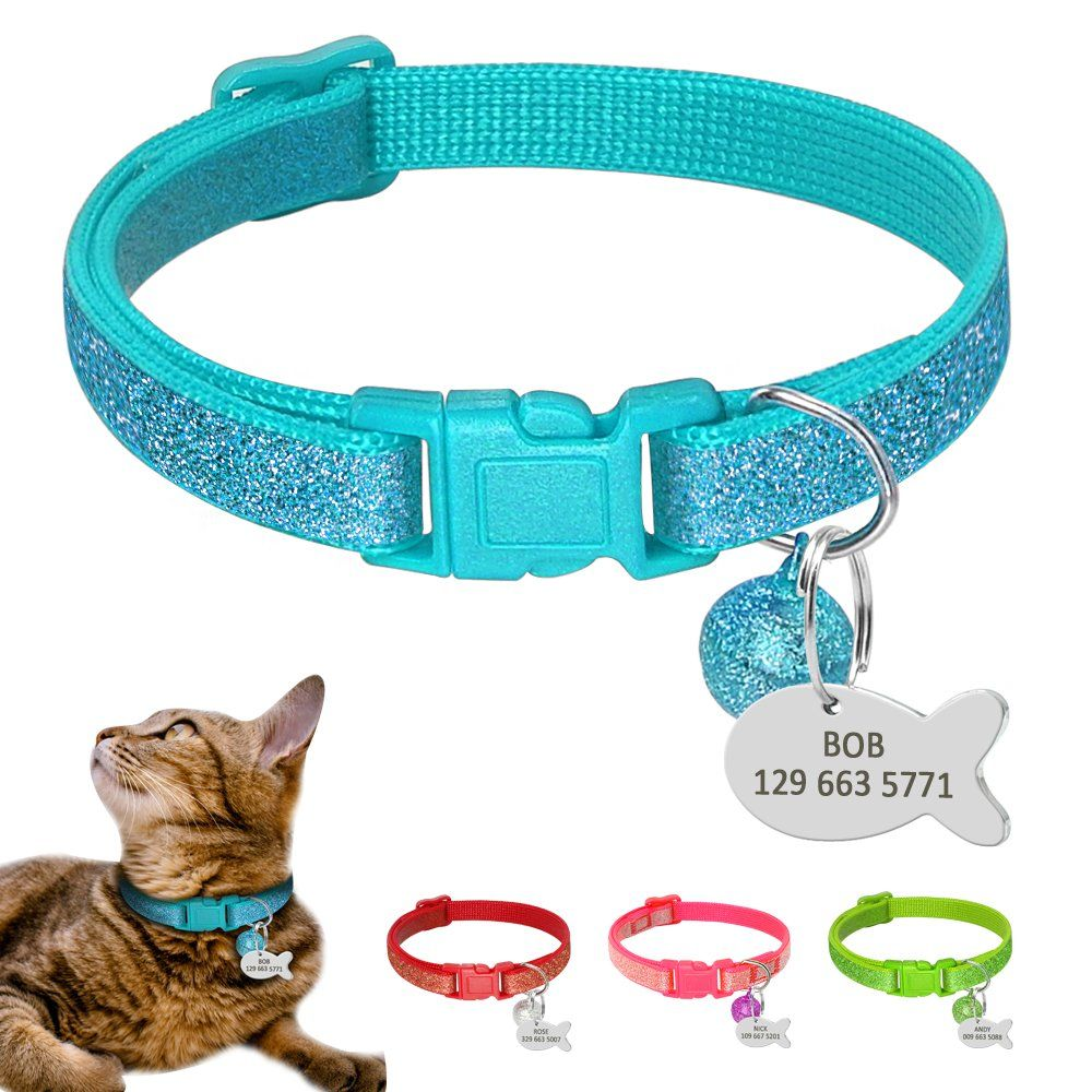 Pin On Cat Collars