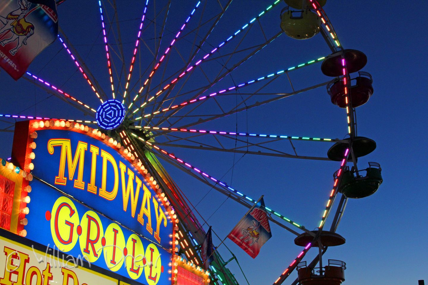 How To Get In The State Fair For Free
