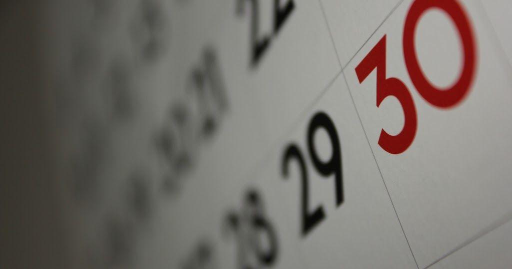 Tanggal Berapa Sekarang Inilah Jawabannya Habitos Saudaveis Calendario Como Falar Em Publico
