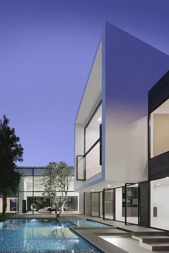 Livingpursuit lsr113 by ayutt and associates proyectos for Proyectos casas minimalistas