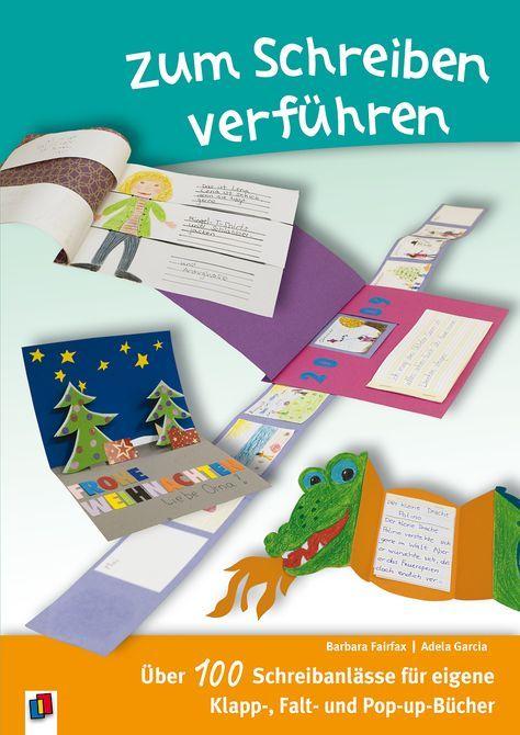 Zum Schreiben verführen | Schreiben, Kinderbuch schreiben