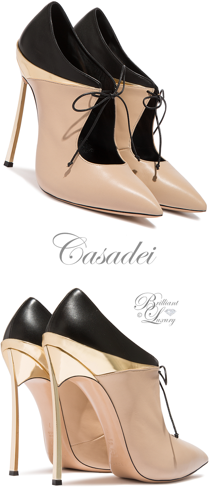 Brilliant Luxury ♢ Casadei  Blade  FW 2016 2339213a273