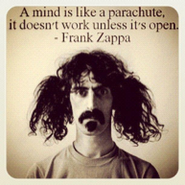 #Quotes Frank Zappa