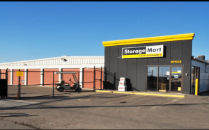 Storagemart Halts Expansion Amid Self Storage Oversupply In Western Canada With Images Self Storage Commercial Property Commercial Real Estate