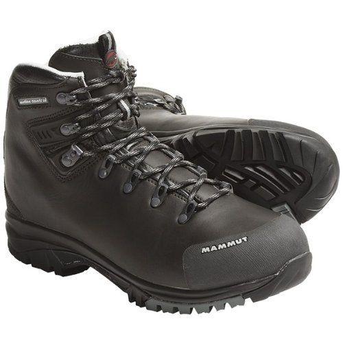 3f1d9ff71b6 Mammut Kootenay 5 Hiking Boots - Leather (For Women) - DARK BROWN ...