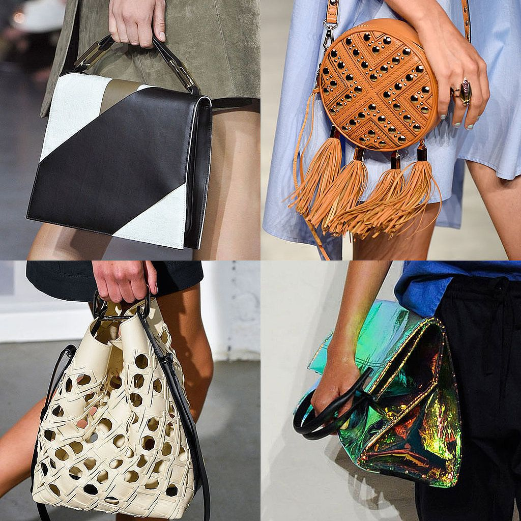 Spring Bag Trends 2017 Runway Popsugar Fashion For Purses Handbags Totes Etc