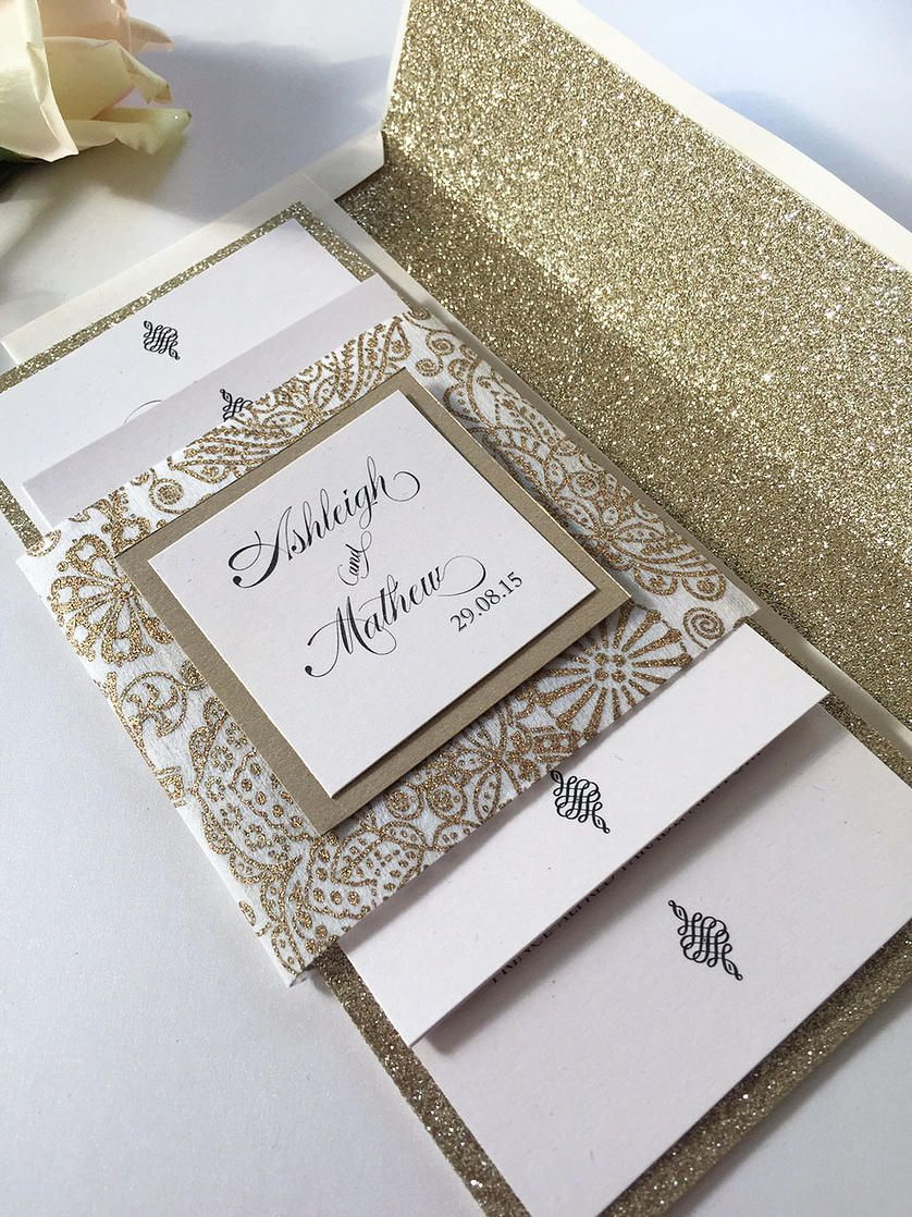 Mela and Ivy Designer Wedding Invitations | DIY Wedding Invitations ...
