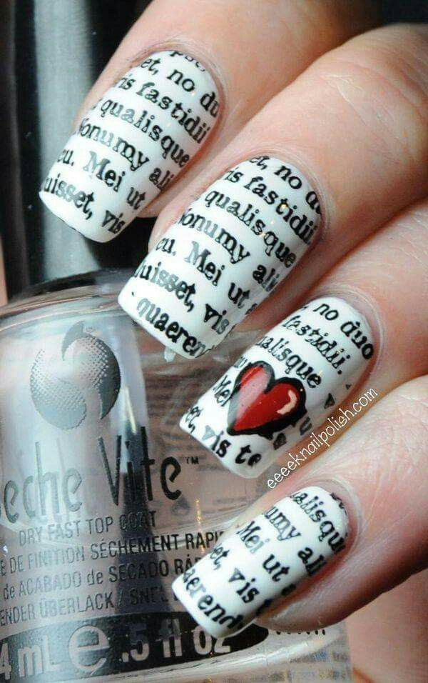 Nail designs with words best nail designs 2018 pin by dakota miller on nail design ideas pinterest prinsesfo Choice Image
