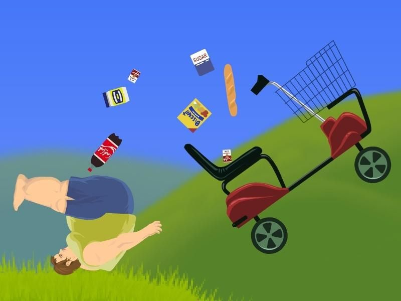 Happy wheels the most bloody game in the world - Let s play happy wheels ...