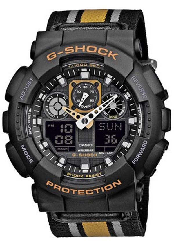 90357c5d622 Explore our collection and shop Casio watches  http   www.e- · Relógios  PretoRelógios MasculinosRelogio ...