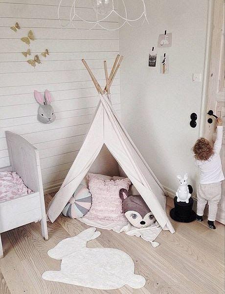 s lection de tipis pour chambre enfant girlystan d co chambre b b pinterest chambre. Black Bedroom Furniture Sets. Home Design Ideas