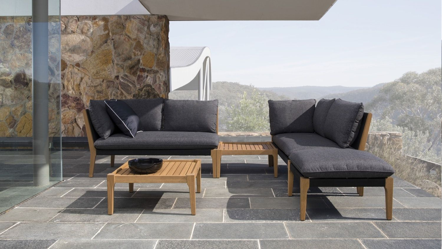 Large Modular Lounge Koa Outdoor Modular Lounge Deco Decisions Outdoor
