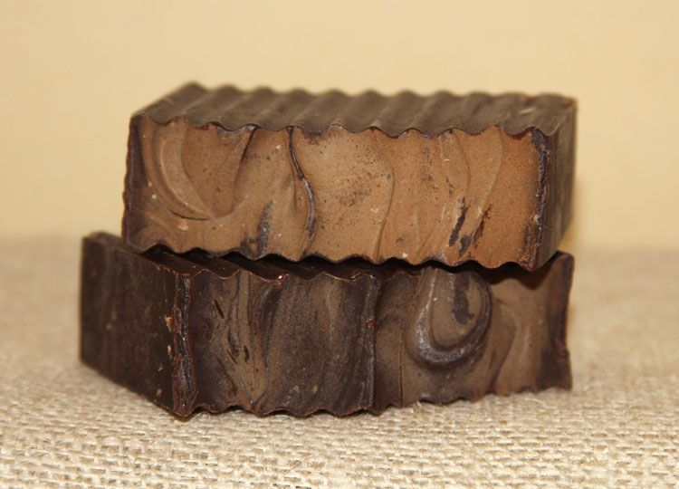 Chocolate Soap | Goat Milk Soap | The Old Colony Company