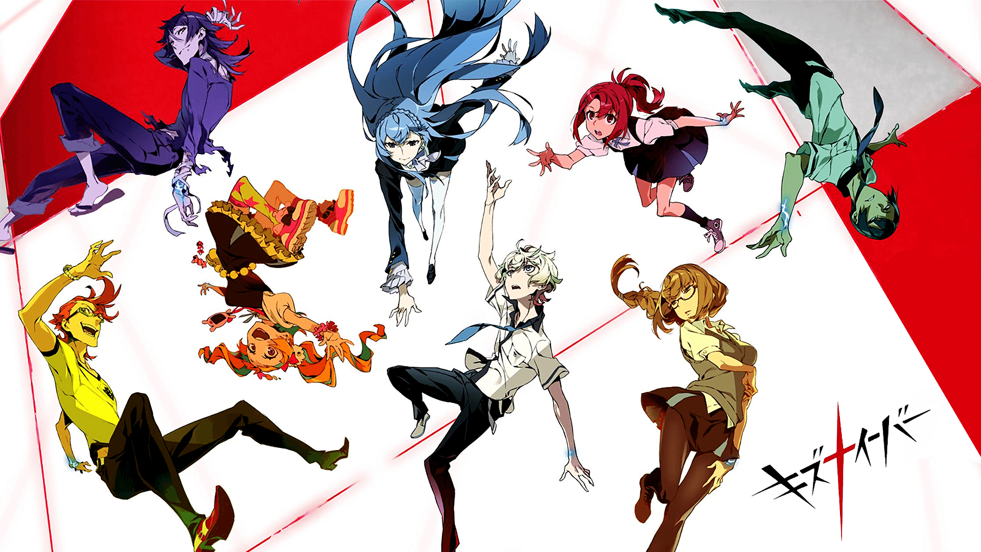 Anime Wallpapers Kiznaiver HD 4K Download For Mobile iPhone & PC