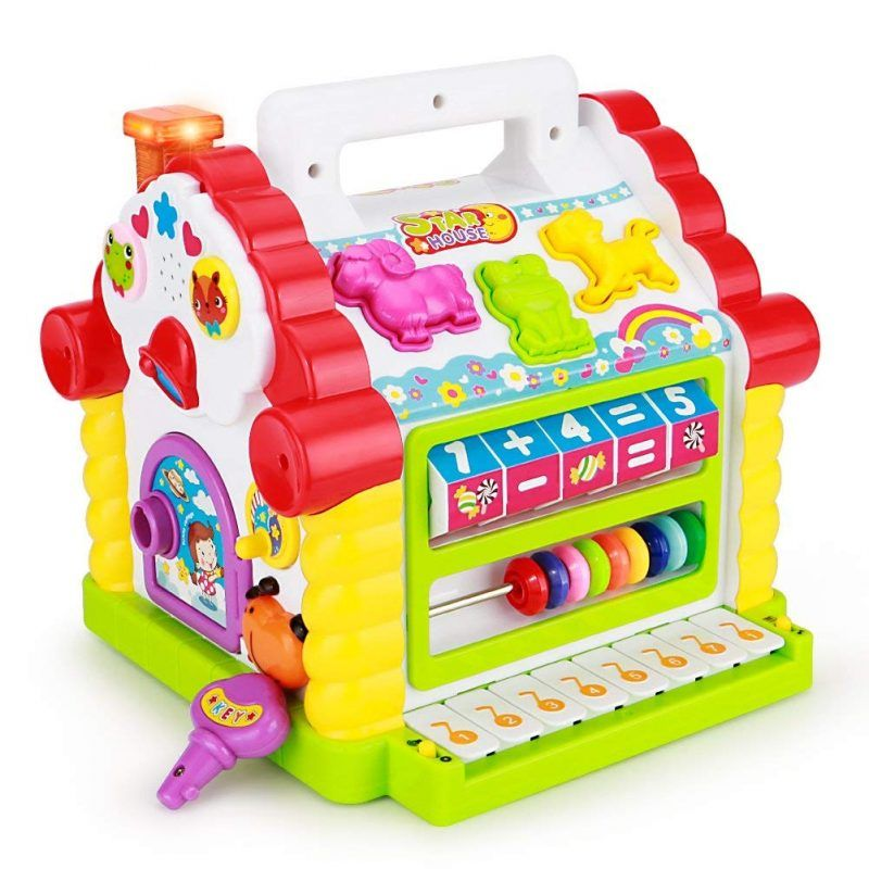 The Best Developmental Toys for Babies Ages 0-12 Months ...