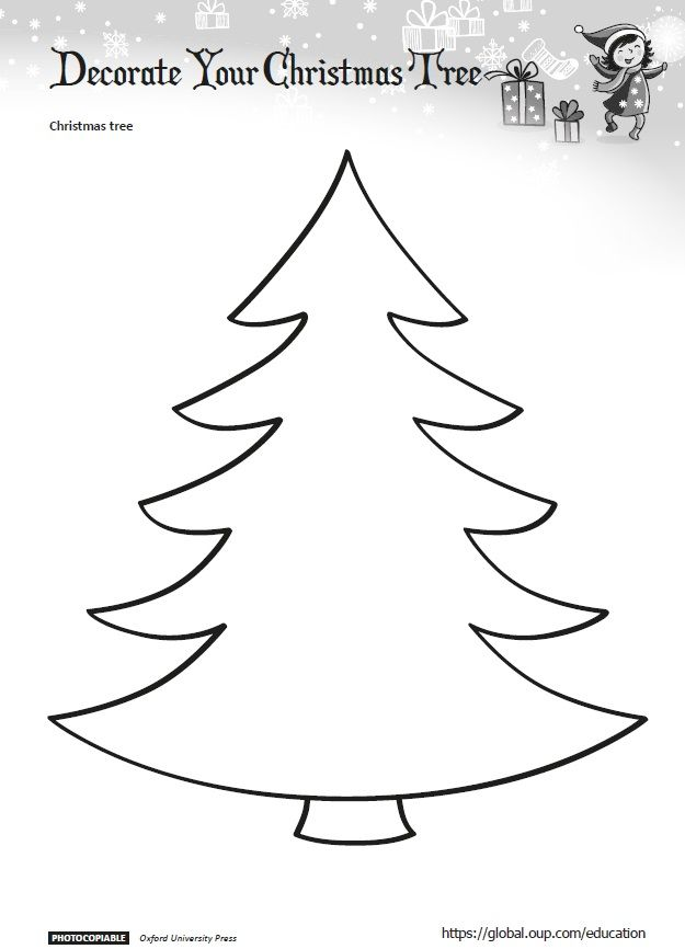 Download these free, fun, photocopiable Christmas activities!
