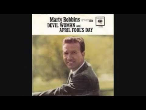 MARTY ROBBINS - DEVIL WOMAN - YouTube