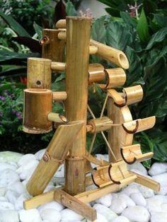 Pin By Carrie On Driftwood Pinterest Bambus Bambus Handwerk And