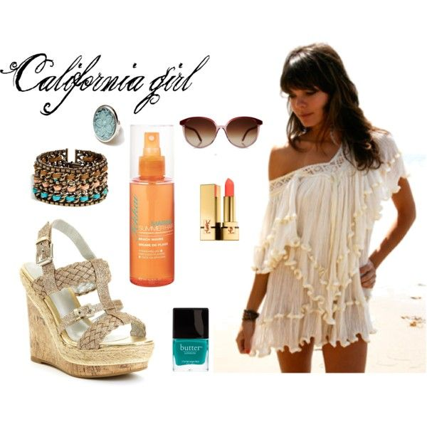 Ill wear this to the boardwalk this summer <3l, created by leonore08.polyvore.com