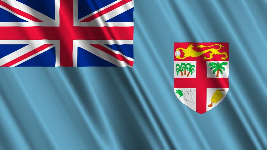 Flag of Fiji wallpaper  Flags wallpaper  Pinterest  Fiji and Flags