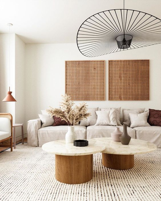 How to style Sorority House furniture, with a twist