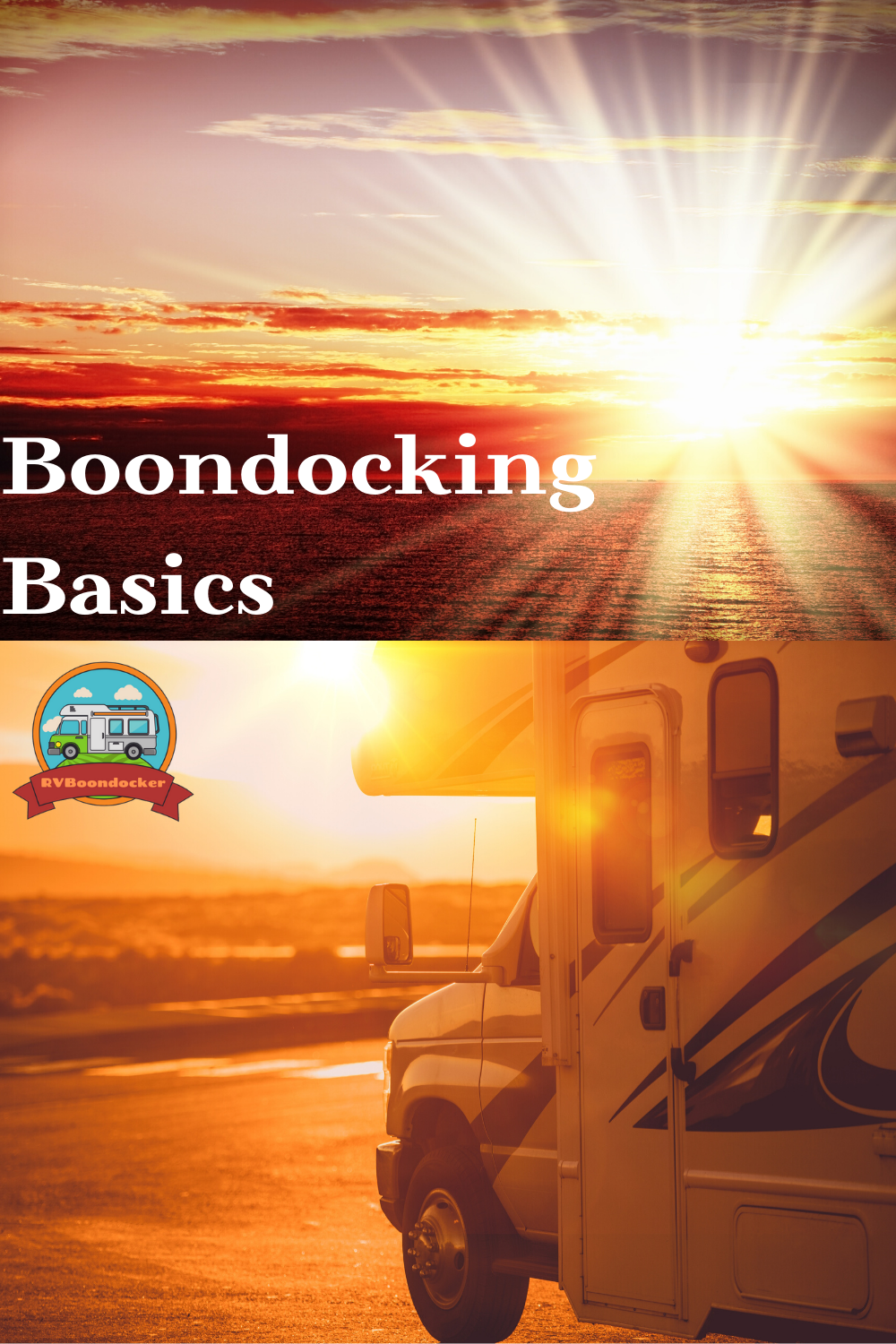 Boondocking - What is Boondocking? — RVBoondocker