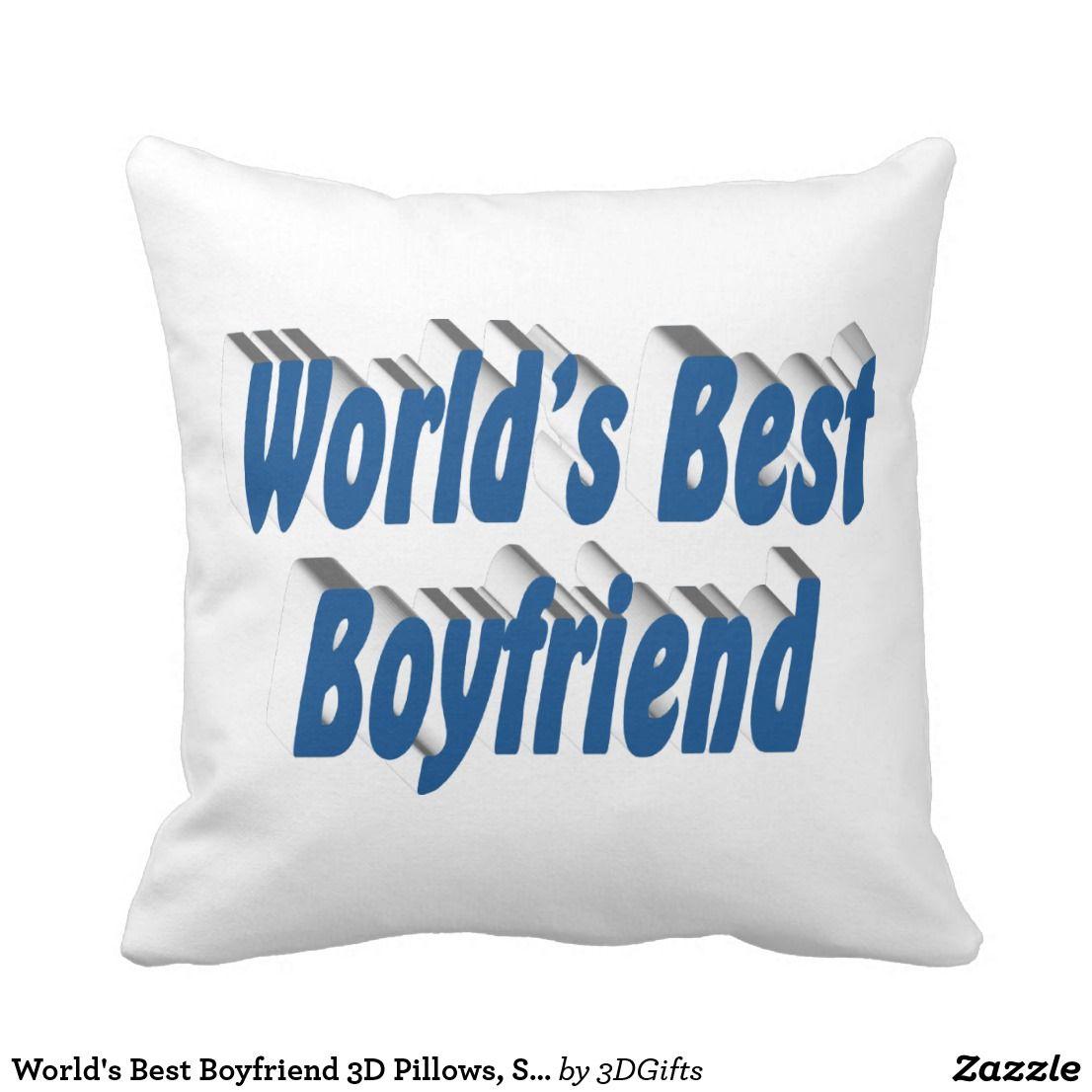 Worldus best wife d pillows sea blue throw pillow d gifts shop