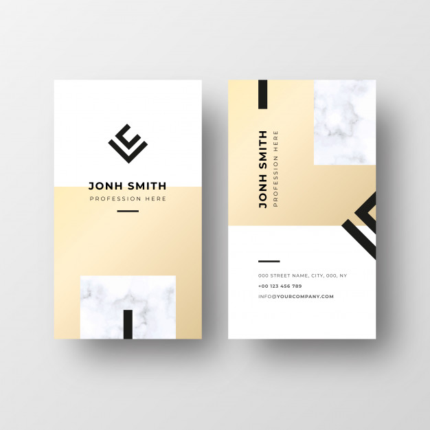 Download Elegant Business Card Template For Free Graphic Design Business Card Elegant Business Cards Architecture Business Cards