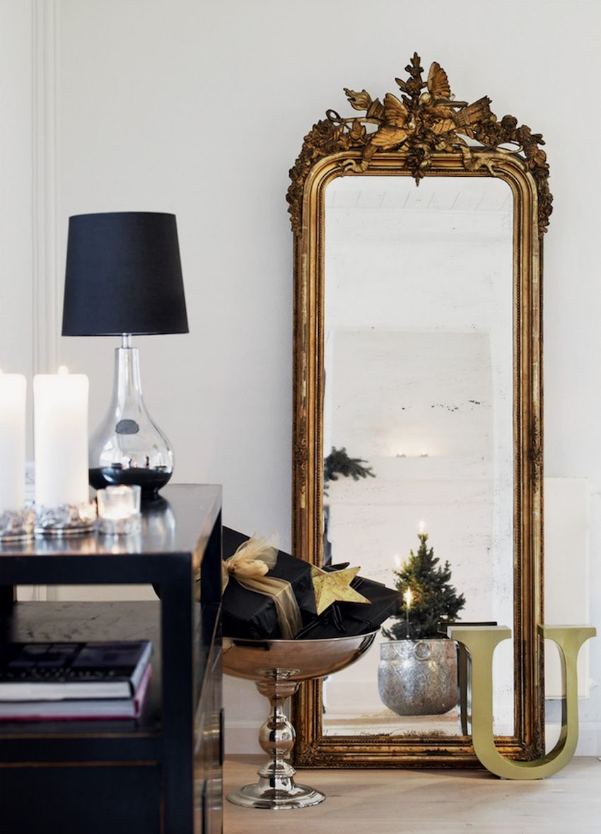 10 Impressive Oversized Mirrors to Make Any Room Feel Bigger ...