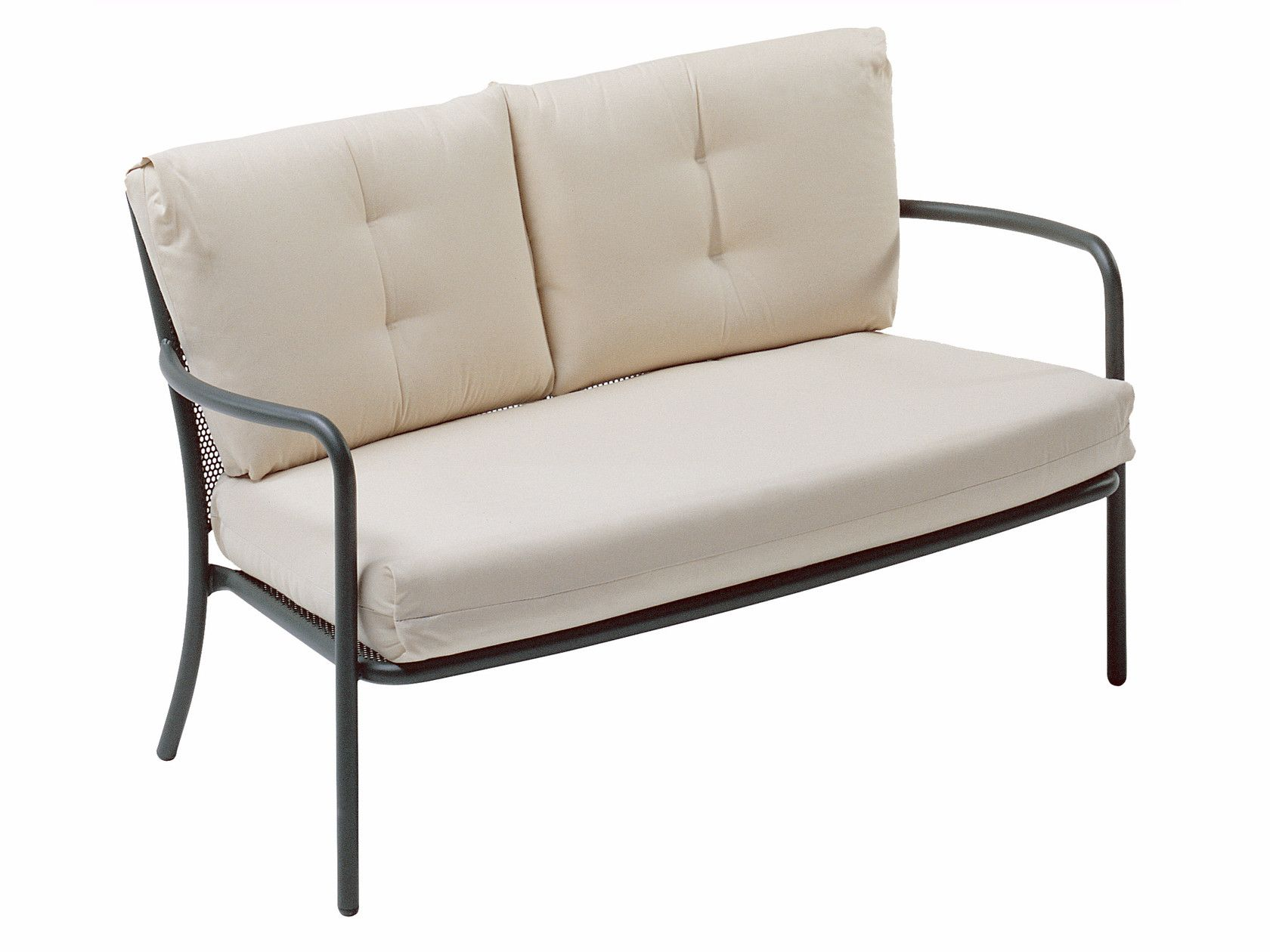 Athena 2 Seater Sofa Athena Line By Emu Sofa Set Designs Steel Sofa Seater Sofa
