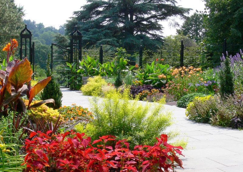 The Morris Arboretum Of The University Of Pennsylvania Morris