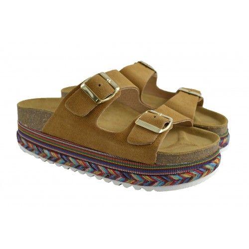 b6c89ef155b Bios serraje multi TIZIANA Trendy Shoes