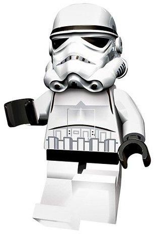 How Cool Is This Stormtrooper Lego Lamp Starwars Geek