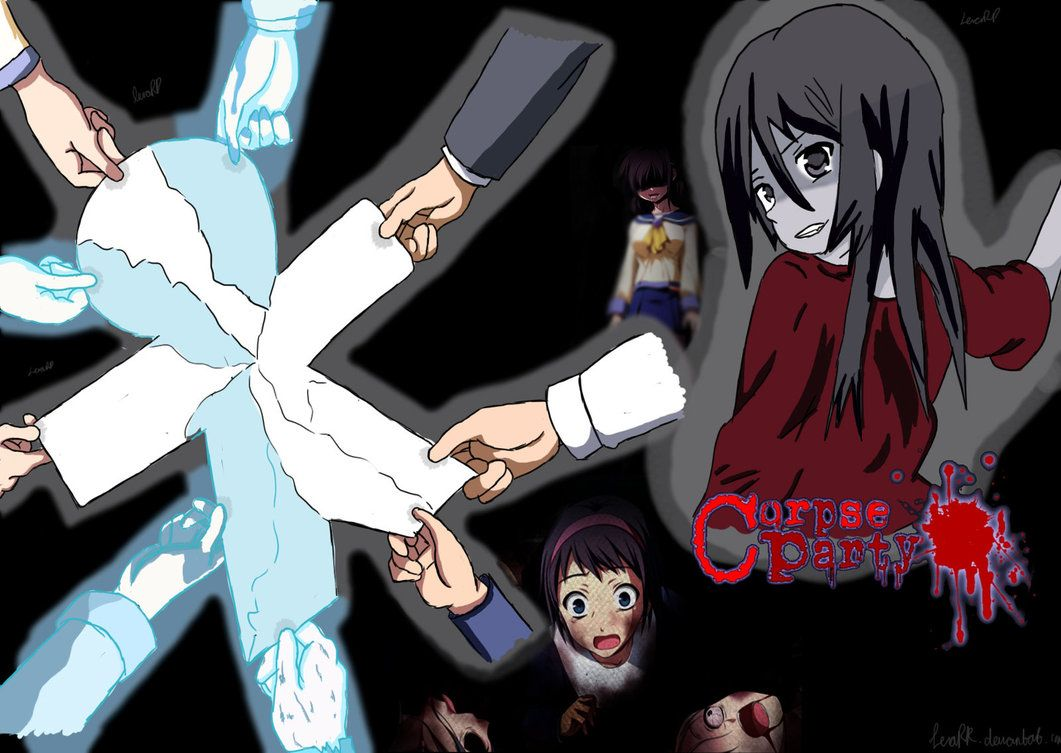 Corpse Party. by BlueChuii Corpse party, Corpse