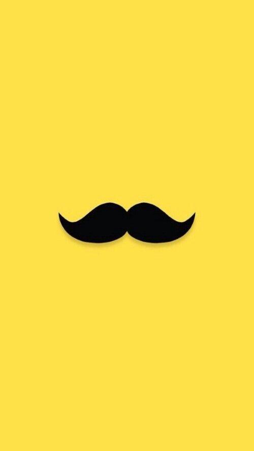 Mustache Wallpaper Mustache Wallpaper Hipster Wallpaper Beard Wallpaper