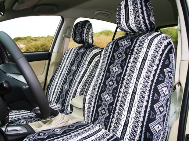 Adult car seat covers