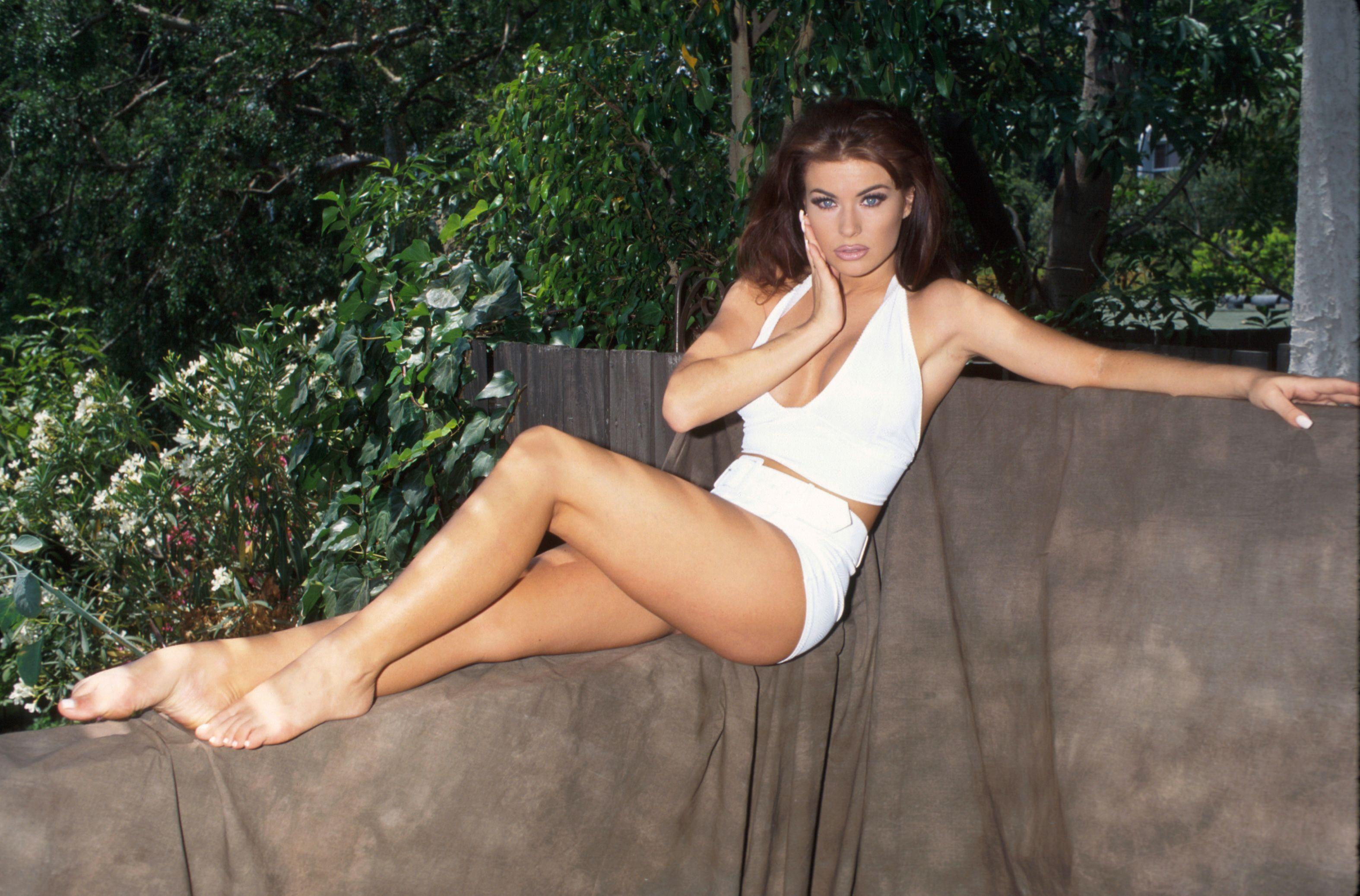 Carmen Electra S Feet