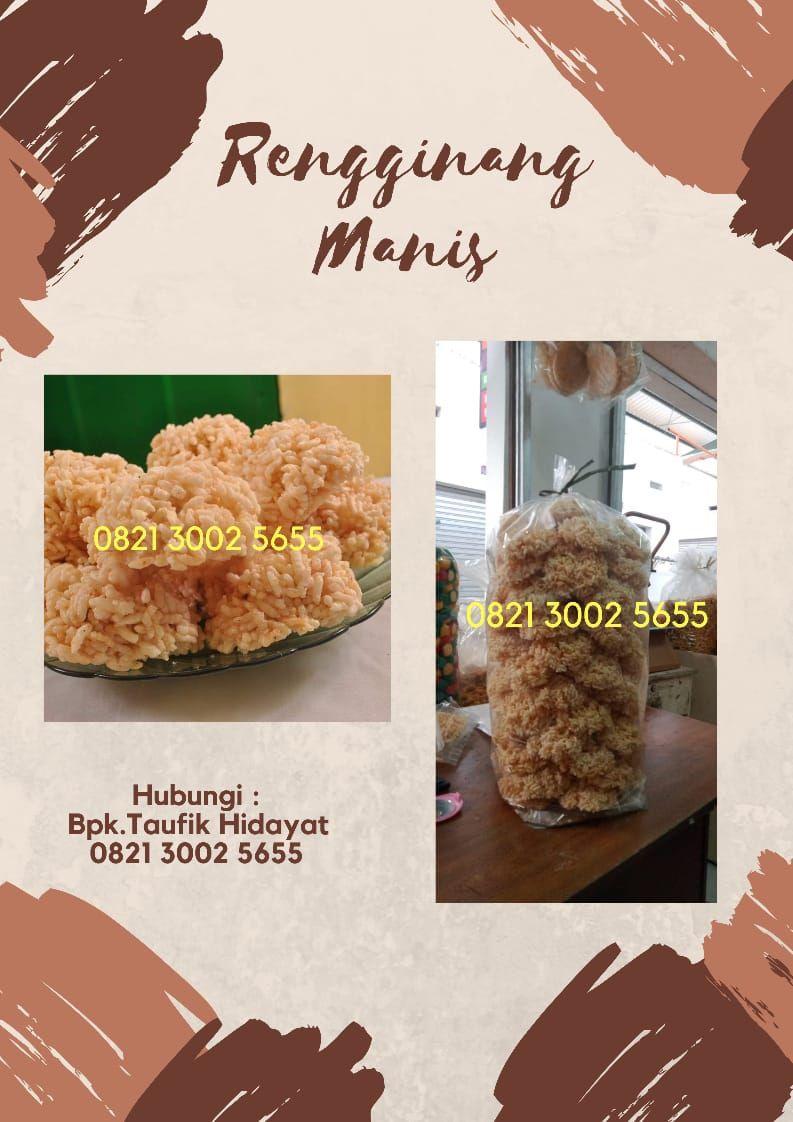 0821 3002 5655 Rengginang Sidoarjo Rengginang Kota Sibuhuan Food Pedas Dumai