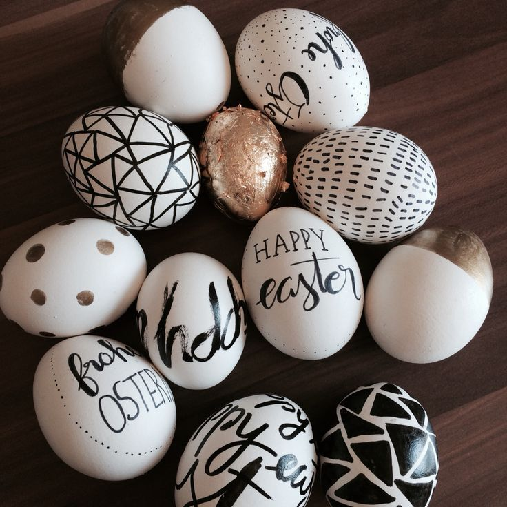 Photo of This is what my Easter eggs look like this year, few new ones had to be produced