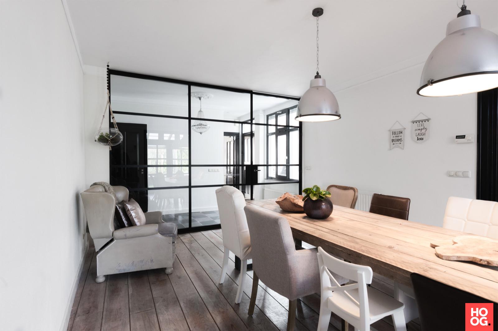 Laat je inspireren door het project woonhuis stein limburg